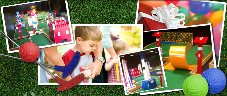 Georgia Indoor Miniature Golf, Arcade, Toddler Play Area, Birthday Parties
